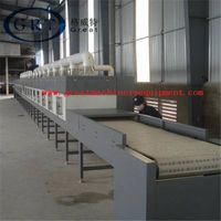 High efficient Tea microwave dryer/drying machine