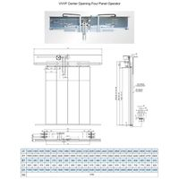 Mitsubishi Type VVVF Car Door Operator System