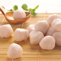Food additive transglutaminase for meat glue