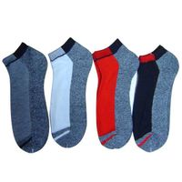 Patterned sport/athletic cotton socks thumbnail image