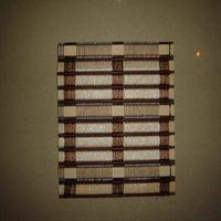 bamboo cup mat ,coaster thumbnail image