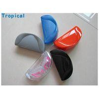 Swimming goggles case