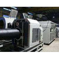 Lsg-1600 Large Caliber PE Water\Gas Pipe Extrusion Machine