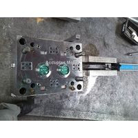 Rack Unscrewing Plastic Injection Mould