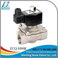 ZCQ-10SSK stainless steel solenoid valve