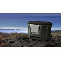 portable wheeled Camping cooler box beer cooler