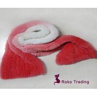 rabbit fur shawl thumbnail image