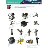 KAMA,KIPOR diesel engine 170f/178f/186f spare parts thumbnail image