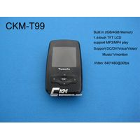 mini camcorder with mp3/mp4 play function thumbnail image