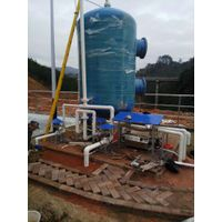 Compact Portable dissolved air flotation Sewage treatment Plant/Waste Water Treatment Plant