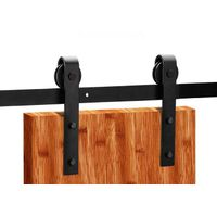 Contemporary style sliding door hardware roller & fittings for barn door