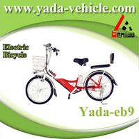 48v 350w 10ah 22inch lithium mini city electric bicycle bike (yada eb9)