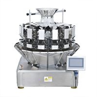 High Precision 0.5l Bucket Small Weight Multihead Weigher for Small Granule