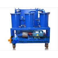 Series PO-OT Portable High Precision Oil Purifier equipped with oil tank