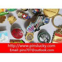 Custom-Made Lapel Pins,Cloisonn,Soft Enamel thumbnail image