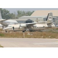 Fokker F27-600 for parting out