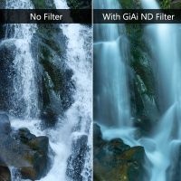 GiAi Square ND filter nano coating camera ND filter for DSLR camera thumbnail image