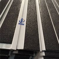 High Load Aging Resistant aluminum stair tread thumbnail image