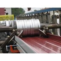 Standing Seam Roofing Sheet Forming Machine thumbnail image