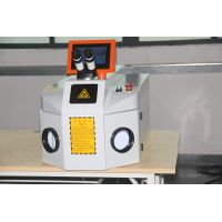 Easy operation laser welding machine jewelry welder 200W for welding gold and silver jewelry thumbnail image