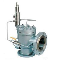 STXD Type High Performance pilot operated pressure relief vlave