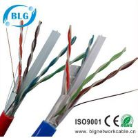 FTP 24AWG Cat6 lan network cable