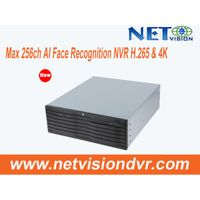 NVSS8116M / NVSS8316M / NVSS8716M--Max 256 channel Face Recognition Network Video Recorder