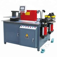 CNC Busbar 3-IN-1 Busbar Processing Machine for Copper and Alminum