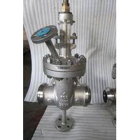 API600 flanged Gate valve thumbnail image