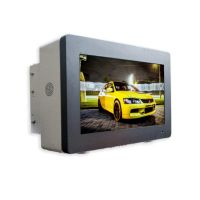 Special Design outdoor LCD Display Wall Mounted Cabinet Digital Panel Lcd Display thumbnail image