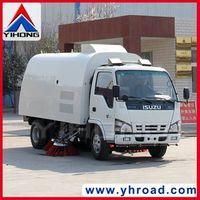 YHQS5050B Road Sweeper Truck thumbnail image
