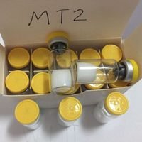 wholesale High quality MT2/MT-II Melanotan2 powder,melanotan ii Melanotan-II CAS NO.121062-08-6