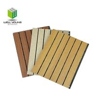 perforated acoustic plasterboard ceiling board