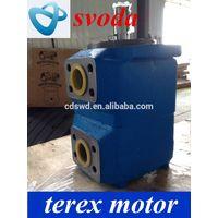 terex/nhl heavy dump truck tr100w hydraulic motor parts