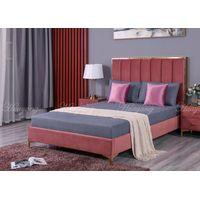 Woven Velvet Bed Frame