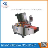 CKD-2-800 Double Shaft Full Automatic Continuous Cutting Machine