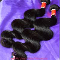 Brazilian Body Wave Bundles Unprocessed Virgin Hair Weave Affordable Brazilian Hair Bundles