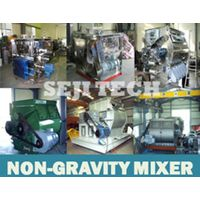 Double-shaft Paddle Mixer for Sale