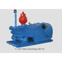 Shine offers F500/800/1000/1300/1600 & W446 triplex mud pump thumbnail image
