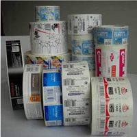 Adhesive stickers/Adhesive Blank Labels