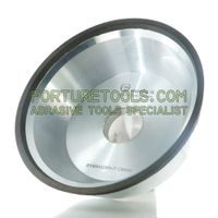 Resin bond flaring cup diamond CBN grinding wheel