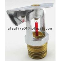 automatic sidewall fire sprinkler systems, brass fire sprinkler