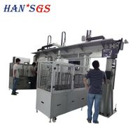Hans GS Automatic Gear Laser Welding Equiment With Good Rigidity and