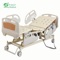 Factory direct sale five function electric icu hospital bed With ISO9001 Certificate