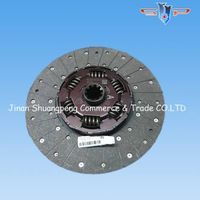 Howo clutch parts clutch driven plate assembly