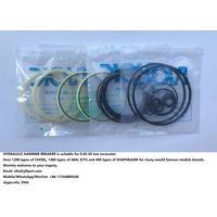 chisel seal kits atlas copco hydraulic breaker hammer HB3100 HB4200 HB5800 HB7000 PB100 PB160 PB210