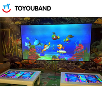 Interactive Projection Graffiti Desk by Toyouband for Indoor Playground