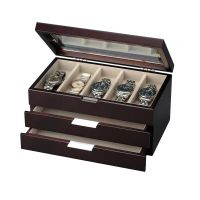 High Quality Wooden Watch Collection Box