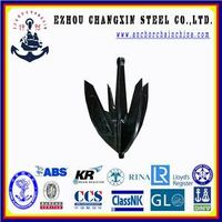 steel four claws anchor