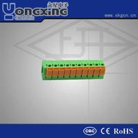 10.16mm 10A 300V AC terminal blocks connector